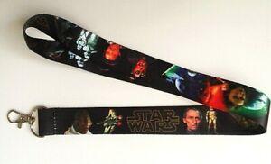 Star Wars Lanyard Neck Strap id holder