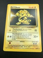 Electabuzz RARE 20/102 Base Set Unlimited Pokemon 1999 WOTC NM