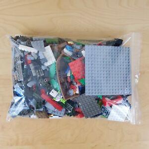 1KG BUILDING BRICKS MEGA BLOKS ETC BUNDLE COMPATIBLE WITH LEGO BRICKS PLATES #3