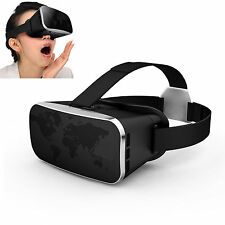 "Virtual Reality Video Glasses 3D VR 4"" 6"" for Samsung Galaxy S7 S6 LG LG G5 G4"