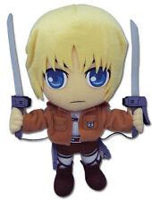Attack On Titan 8'' Armin Plush Licensed NEW