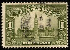 Handstamped Single Canadian Stamps