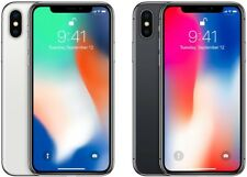Apple iPhone X - 64GB - Space Grey (Unlocked) brand new HANDSET