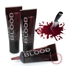 STARGAZER Sangre Falsa Vampiro Drácula Zombie Elegante Halloween Maquillaje rojo