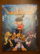 Medabots Complete First Series SDBD Blu Ray Anime Official Discotek