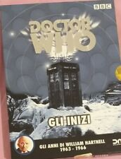Dvd Cofanetto DOCTOR WHO GLI INIZI 4 dischi Fuori Catalogo