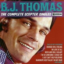 The Complete Sceptor Singles, B.J.Thomas, Good CD