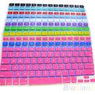 Hot Silicone Keyboard Skin Cover For Apple Macbook Pro MAC 13 15 17 Air 13 B94U