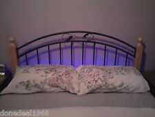 "BEDROOM AMBIENT MOOD LIGHTING - 5'0"" KING SIZE BED"