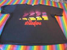 THE STRANGLERS VINTAGE 1987 USA CONCERT TEE SHIRT