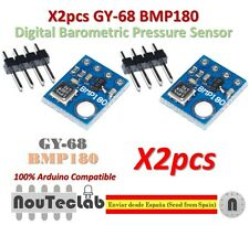 2pcs GY-68 BMP180 Replace BMP085 Digital Barometric Pressure Sensor for Arduino