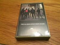 The Allman Brothers Band Self Titled Cassette Tape