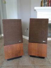 Pair of Vintage  ESS AMT1A Speakers for repair and restoration!