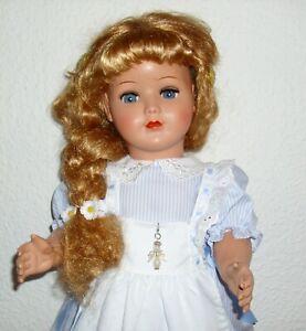 Schöne Puppe von Cellba ca. 53 cm groß
