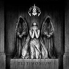 LACRIMOSA - Testimonium CD