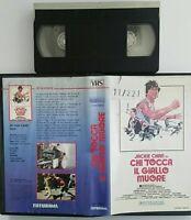 Chi Tocca Il Giallo Muore (VHS - Futurama) Usato Ex Noleggio