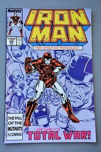 Comic, Iron Man #225 1987, Marvel