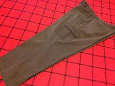 DOCKERS MENS BROWN TAN W 42 X 30 INSEAM CASUAL CARGO  PANTS TOTAL LENGTH 39''