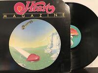 Heart – Magazine LP 1977 Mushroom Records – MRS-5008 VG+