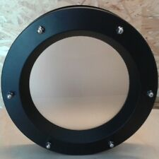 PORTHOLE FOR DOORS phi 350 mm. NEW.