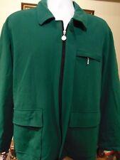 Wimbledon All England Lawn Tennis Club Men's Green Jacket Medium