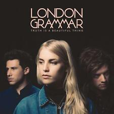 LONDON GRAMMAR - TRUTH IS A BEAUTIFUL THING CD ~ HANNAH REID *NEW*