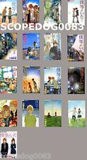 BOKURA GA ITA WE WERE THERE YUKI OBATA JAPANESE MANGA BOOK SET 1-16 & FAN BOOK