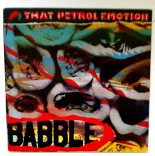 THAT PETROL EMOTION Babble DISQUE LP VINYL 33 T 831 956-1 UK 1987