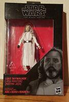 Star Wars The Black Series 3.75 The Last Jedi Jedi Master Luke Skywalker NEW Ep8