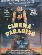 Vintage Movie/Video Poster-Cinema Paradiso