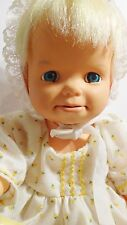 """Vintage CHEERFUL TEARFUL 13"""" DOLL (1965) MATTEL FACES CHANGES FROM HAPPY/SAD"""