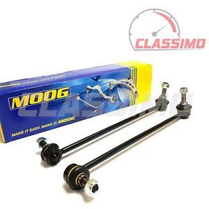 Moog Front Anti Roll Drop Link Bars for VW GOLF Mk 4 1J - 4Motion models inc R32