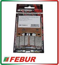 Pastiglie Freno DID Zcoo T005 EX C Honda 1000 CBR RR/ ABS 04-16