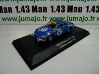 GOR2T Voiture saga GORDINI atlas ELIGOR : Alpine A110 24 H du Mans 1968 #61