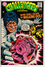 CHALLENGERS OF THE UNKNOWN (1958 Series) DC #63 The Walking Evil 1968
