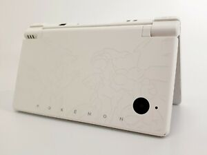 Official Pokemon Nintendo DSi White Game Console With 3rd Party Charger(NO GAME)