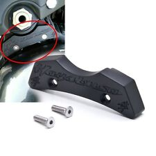 Suzuki Hayabusa Gsxr1300 1997-2012 BLACK Motorcycle Tank Pads Center Cover