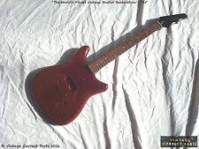 Vintage 1966 Epiphone Coronet Project Husk Gisbon Kalamazoo Made Les Paul SG JR.