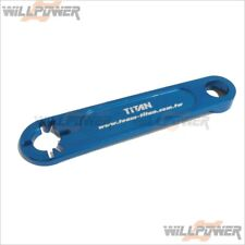 Titan Tools Flywheel / 17mm Wrench #15001 (RC-WillPower) Buggy Truggy Drifter