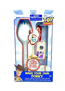 Disney Toy Story 4 Make Your Own Forky Figure Craft Set - NEW - FREE SHIPPING!!!
