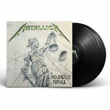 METALLICA-JUSTICE FOR ALL (RMST) VINYL LP
