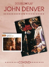 JOHN DENVER Double Play DVD/CD NEW The Wildlife Concert/Playlist Region 4