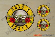 PEGATINA STICKER VINILO Guns'n Roses rock autocollant aufkleber adesivi