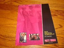 PRETTY WOMAN 1990 Oscar ad Julia Roberts, Richard Gere, Héctor Elizondo