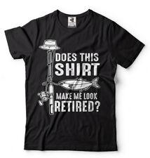 Retirement Mens Funny Fishing Tee shirt Best retirement fishing shirt Grandpa