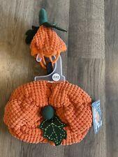 Bootique Pumpkin Dog Halloween Costume Size XXS