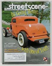 Streetscene Magazine July 2012- 2012 NSRA Giveaway Car-'32 Ford 3 Window Coupe