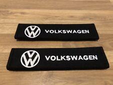2XSeat Belt Pads Gift vw Volkswagen Golf Passat Polo Tiguan Touran Touareg T-Roc