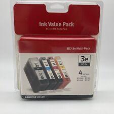 Original Canon Printer Ink BCI-3e Ink Value Pack