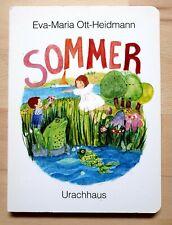 ? Sommer ? Ott - Heidmann  Urachhaus  Bilderbuch